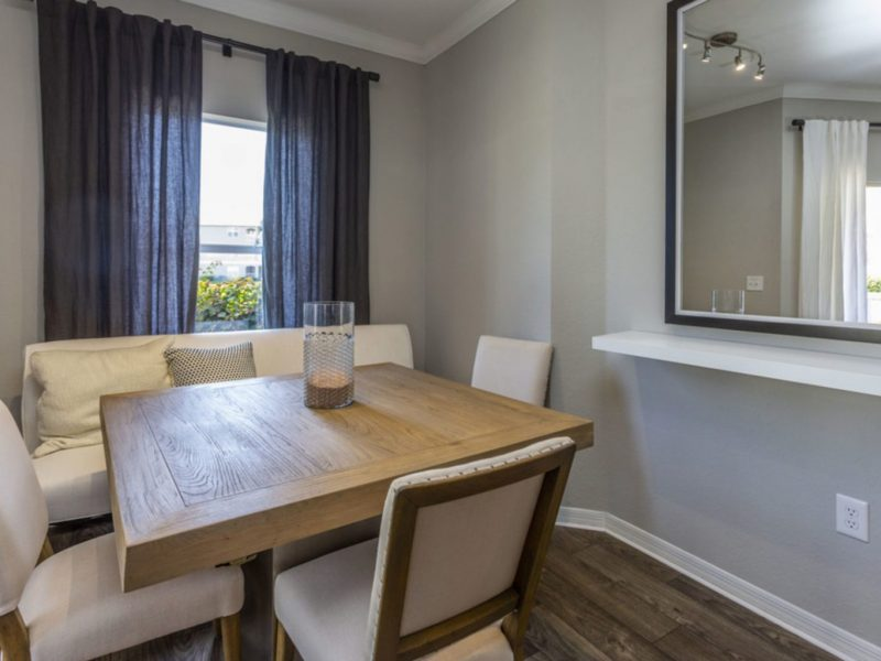 TGM University Park Apartments Dining Room