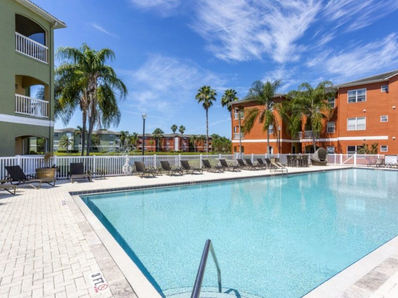 TGM University Park Apartments Saltwater Lap Pool 2