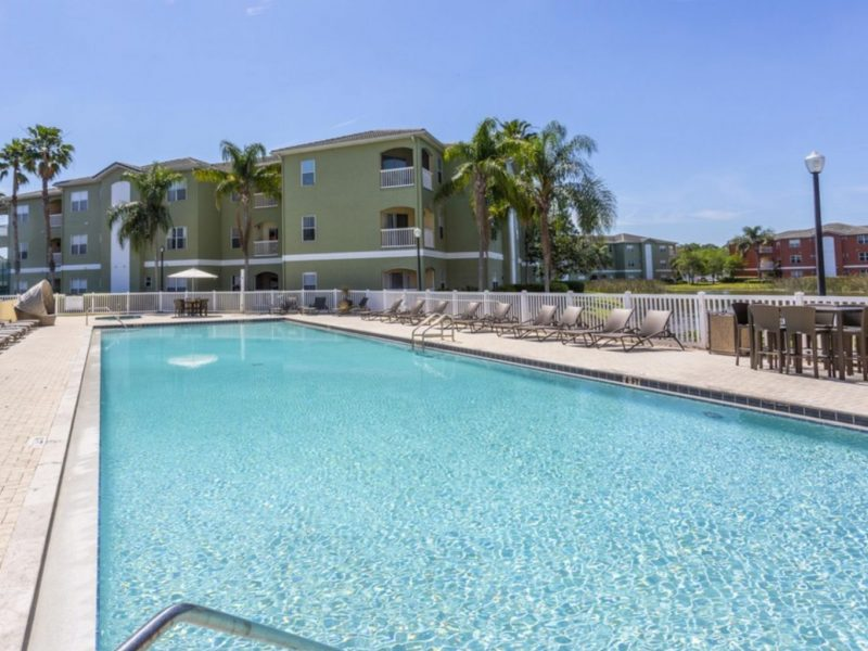TGM University Park Apartments Saltwater Lap Pool