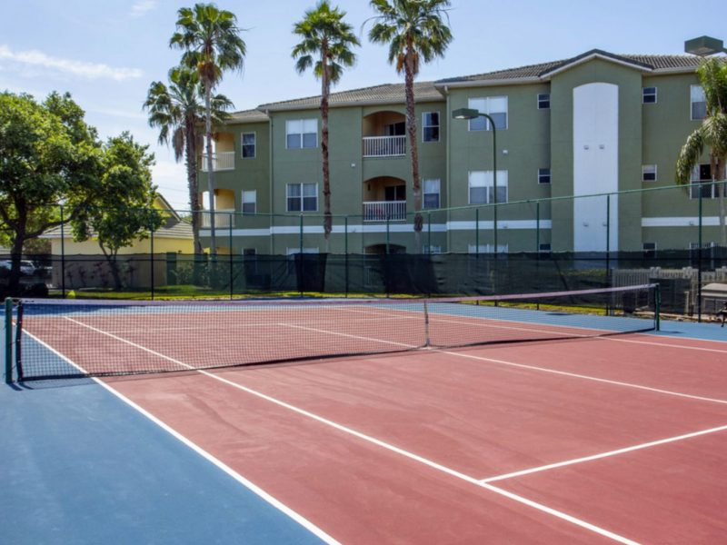 TGM University Park Apartments Tennis Court